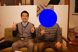 成婚退会の報告 岡崎市30代男性