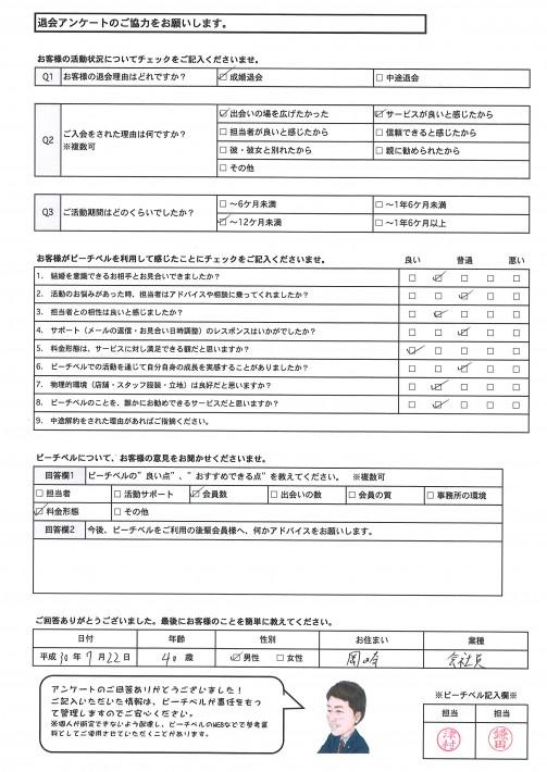20180723退会アンケート|男性